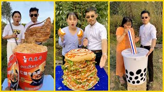 Thánh Nấu Ăn Siêu To Khổng Lồ  P(02) | Tik Tok China