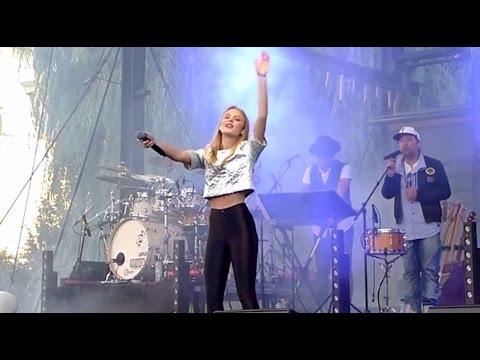 ZARA LARSSON 2014 - UNCOVER - STOCKHOLM - LIVE - SWEDEN