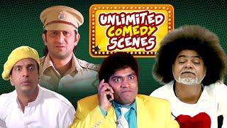 Non-Stop-Hindi-Comedy-Szenen - Dhol - Phir Hera Pheri - Willkommen - Awara Paagal Deewana - Willkommen