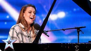 Singer Ella Shaw hopes to warm the Judges' hearts | Britain's Got Talent 2015