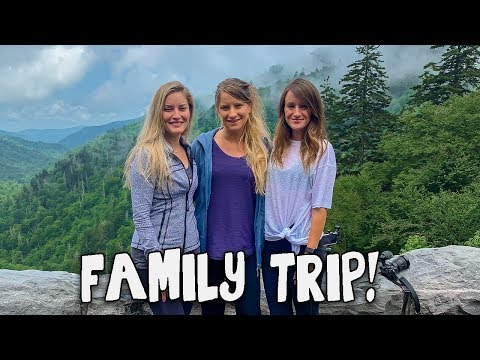 Smoky Mountains with my Family!