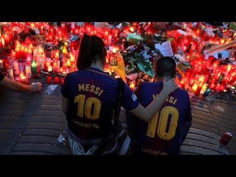 Η Ισπανία πενθεί για τα θύματα της τρομοκρατίας