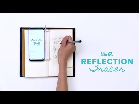 WeR - Journal Magic Reflector