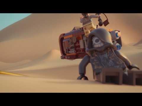 Конструктор Спидер Рей - LEGO STAR WARS - фото № 8