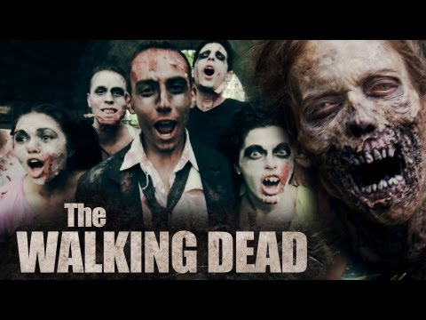 The Walking Dead Just Want To Sing And Dance!