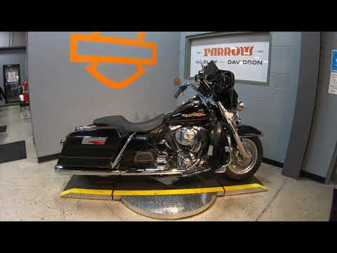 2001 Harley-Davidson Road King Classic FLHRC