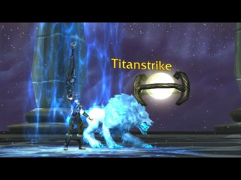 The Story of Titanstrike