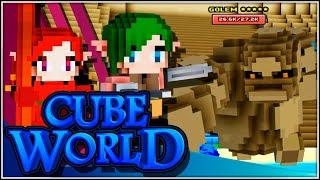El coliseo ⭐⭐⭐⭐⭐!!! | 06 | Cube World (2019) con Dsimphony