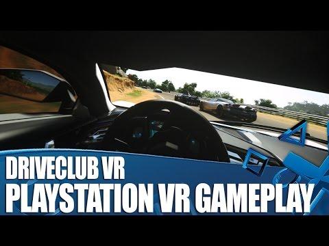 Видео № 0 из игры Driveclub VR [PSVR]