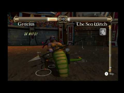 rage of the gladiator wiiware