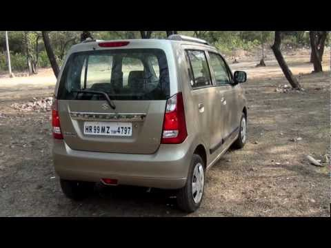 New Maruti WagonR Review