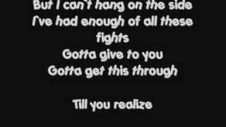 Aaron Carter - One Better Lyrics