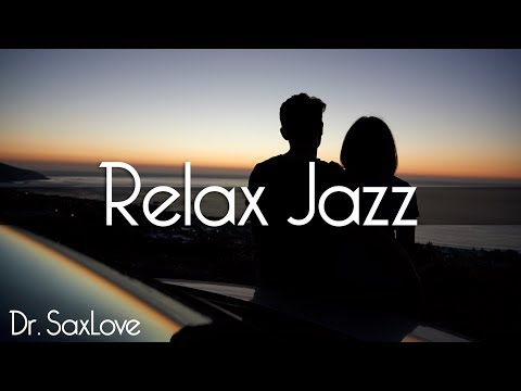 Relax Jazz • Relaxing Smooth Jazz Saxophone Music for Studying • Relaxing Music for Stress Relief