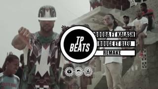 Kalash - Rouge et bleu ft. Booba [Remake] - 2016 | TPBeats