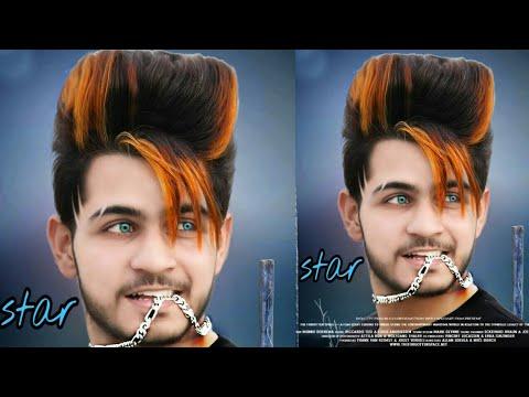 Picsart Stylish Editing New Hairstyle Change Face Glow Picsart