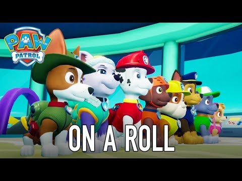 Paw Patrol - PS4/XB1/SWITCH - On A Roll! (Trailer) thumbnail