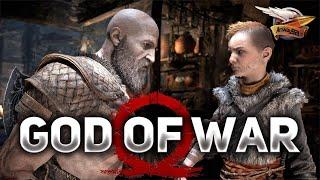 GOD OF WAR 2018 - Прохождение - Часть 4