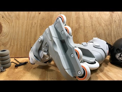 USD Aeon Team 72mm Inline Skate – REVIEW