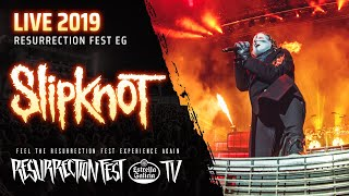 Slipknot   Psychosocial (Live At Resurrection Fest EG 2019)