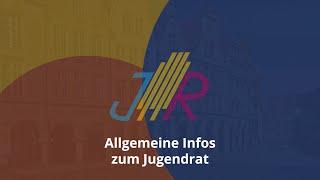 Jugendratswahl 2020 Allgemeine Infos