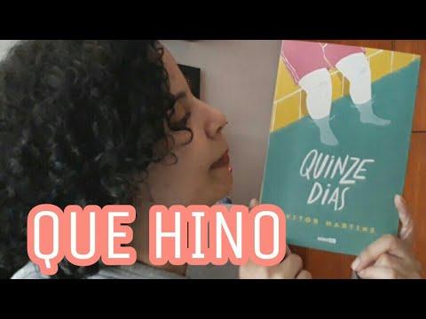 QUINZE DIAS (VITOR MARTINS) | VEDA #02 | Livraneios
