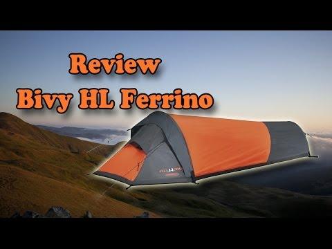 Recensione Tenda - Tent review : Bivy HL Ferrino [ ENG - ITA ]