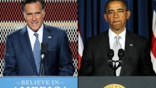 Romney Vs Obama Singing (America The Beautiful Vs Al Green) thumbnail