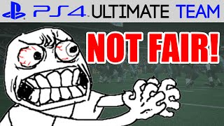 NFL - Madden 15 Ultimate Team - THATS NOT RIGHT!! | MUT 15 PS4 Gameplay
