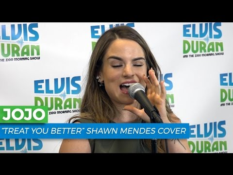 Treat You Better (Shawn Mendes Acoustic Cover) [Live]