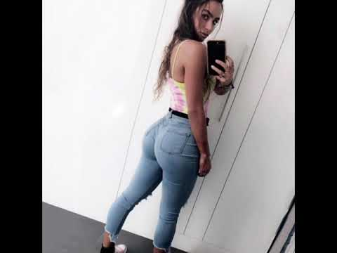 Sommer ray in jeans very hot
