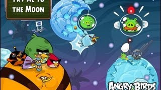 Angry Birds Space new planet -