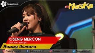 Chord Kunci Gitar dan Lirik Oseng Mercon - Happy Asmara