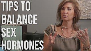 Balancing Hormones Naturally, Estrogen & Progesterone W  Dr. Shari Caplan