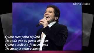 Maravida - Daniel - Música de Abertura de Amor à Vida - Letra