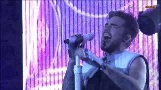 shanghai Runnin Chokehold Sleepwalker Adam Lambert