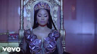 No Frauds - Nicki Minaj feat. Drake y Lil Wayne (Video)