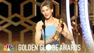 Renée Zellweger: Best Actress, Motion Picture, Drama - Golden Globes