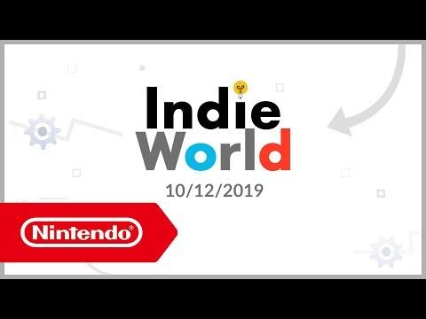 Indie World - 10.12.19 (Nintendo Switch)