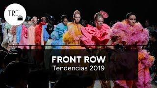 Todas las #tendencias de #moda que se van a llevar en 2019 | Front Row