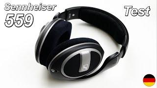 Sennheiser HD 559 Test (deutsch) (1/5)