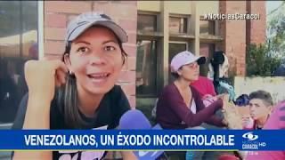 YOPAL, SE SOLIDARIZA CON VENEZOLANOS QUE SE ENFRENTAN AL HAMBRE Y LA SED.