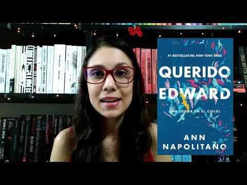 Querido Edward (Ann Napolitano) - resenha literária