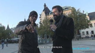 Missão Evangelista na Suécia - Entrevista com Christopher Hudson (TheForerunner777).