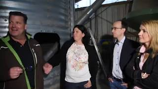 Video zu: Starker ländlicher Raum: Besuch des Meilinger Hofs