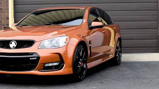 Chevrolet SS | Holden Conversion | Modesta Ceramic Coating | Xpel Paint Protection Film