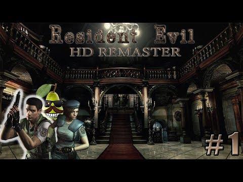 /CZ Let's Play\ Resident Evil HD Remaster Part 1 - Příchod do sídla