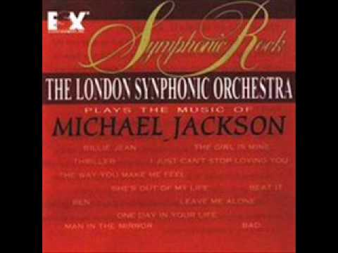 Michael Jackson - She's Out of My Life Symphonic Instrumental