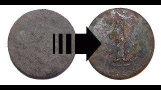 Como Limpiar Tu Moneda De Cobre