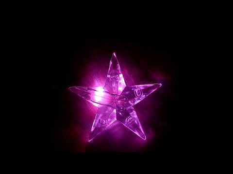 Die IKEA STRÅLA Led Lichterkette mit Bunten Sternen