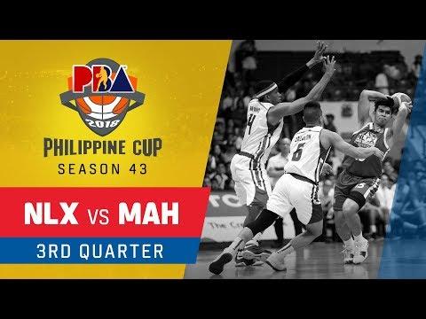 [Sport5] Semis G5: NLEX vs. Magnolia – Q3 | PBA Philippine Cup 2018